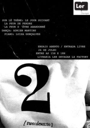 Luísa Gonçalves piano Le Jour Suivant