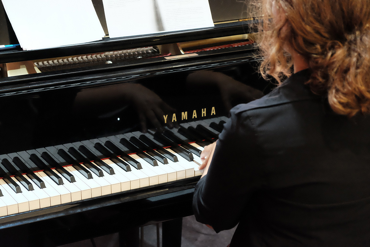 Luísa Gonçalves piano Classes